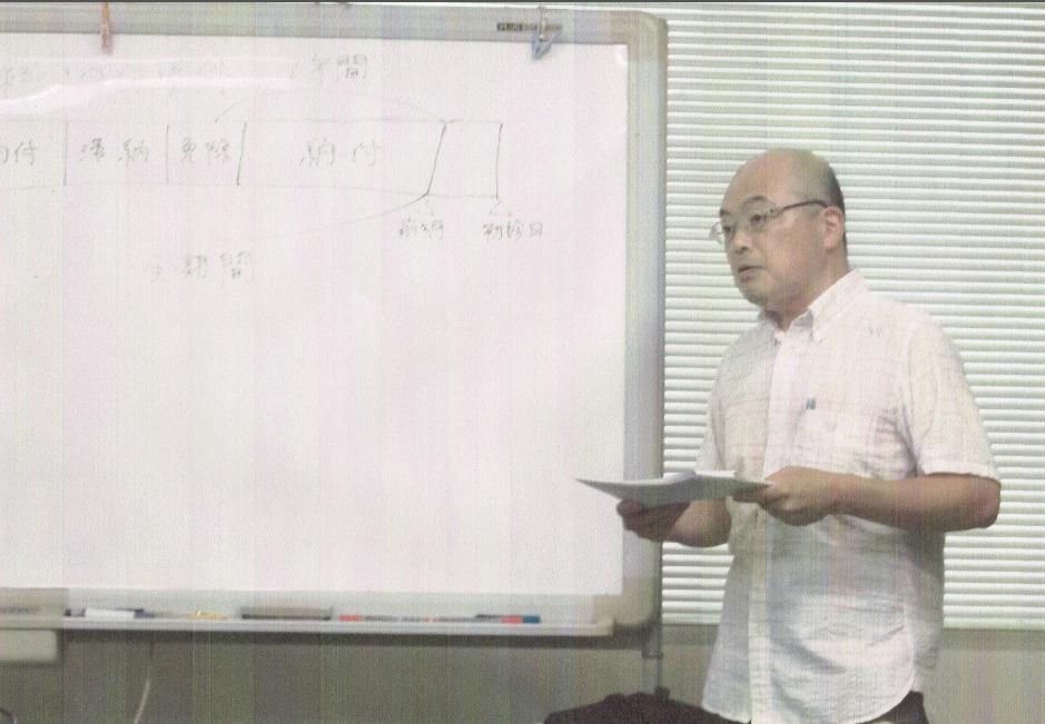 三井先生(写真)